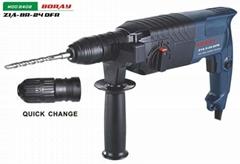 Powerful Rotary Hammer 24mm DFR in BOSCH
