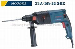 Powerful Power tools,Rotary Hammer 22mm