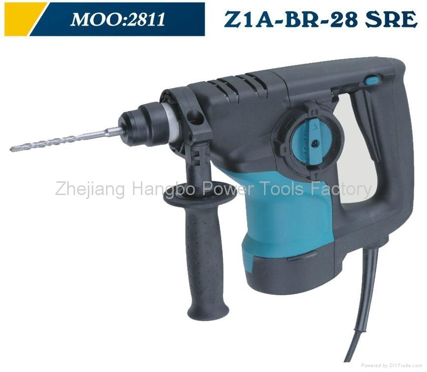 Rotary Hammer 28mm Makita Powerful Type 2