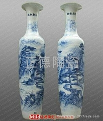 装饰品大花瓶
