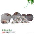 陶瓷餐具礼品套装 4