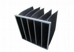 袋式活性炭过滤网