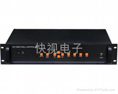 multi screen video wall controller