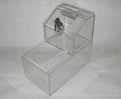 Acrylic Plastic Honor Box