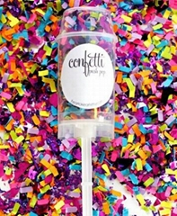 Confetti Push Pop wholesale