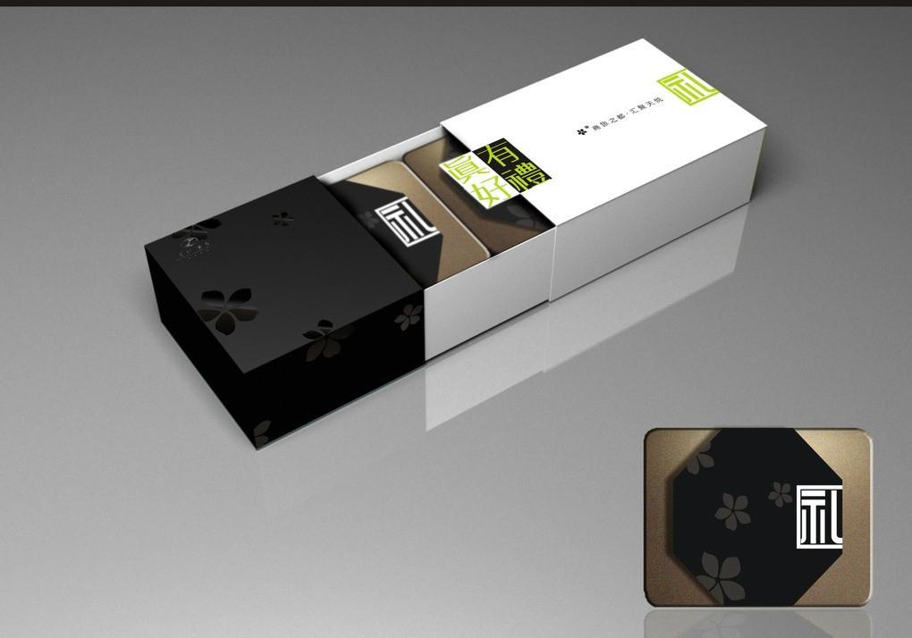 礼盒包装设计服务 1