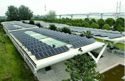 太陽能停車場 1