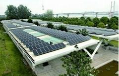 太陽能停車場