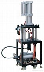 气液压力机