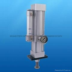 气液增压缸UP1-01-00-15御豹UPower气液增压缸