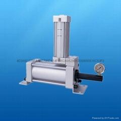 增压器UP2-16-64-15御豹UPower气液增压缸