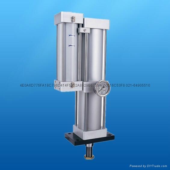 气液压力机 5