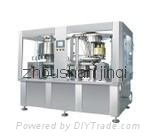 Automatic filling and se
