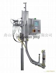 The liquid nitrogen dosing machine JQYD2000
