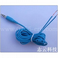 Processing production electric wire electric