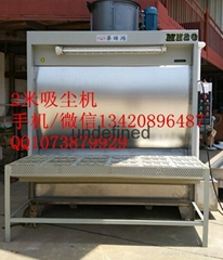 MH系列傢具工藝品石材打磨車間除塵設備
