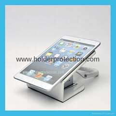 tablet alarm stand security  holder devices