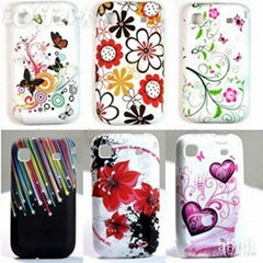 TPU mobile phone Case For Samsung Galaxy S i9000