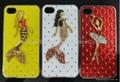 Mermaid diamond case bling case for
