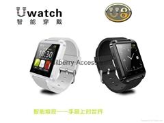 waterproof bluetooth unisex watch phone smart watch