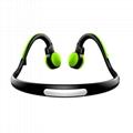 Wireless Earphones bluetooth Earbuds Bone Conduction Headphones Sports Headset