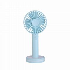 Huge Capacity Rechargeable Personal Small Fan Portable Cooling Desktop USB Fan
