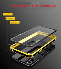 Hybrid Bumper 2 in 1 Shockproof Lanyard Phone Shell Case for iPhone 10 Xs max
