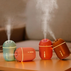 Ultrasonic Cool Mist Air Maker Personal Humidifier Air Diffuser for Home Car