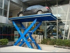 Car-carrying Aerial Work Platform