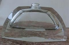 glass perfume bottle - 50ml