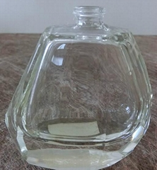 Professional polishing glass bottles