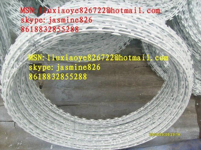 razor barbed wire  5