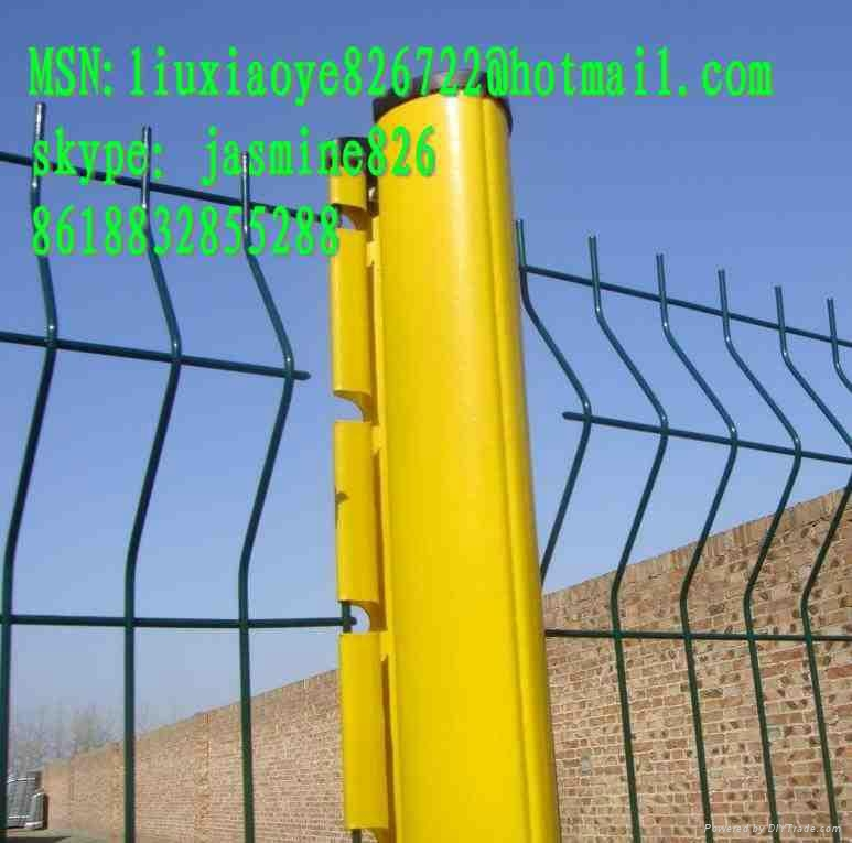 double wire fence 5