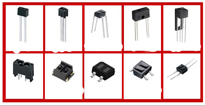 台湾亿光 超小型槽型光耦 光电传感器 光电开关 ITR20403 槽宽3MM  4