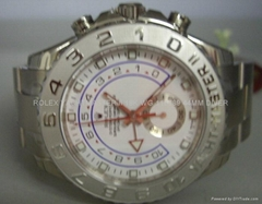 ROLEX YACHTMASTER II 18K