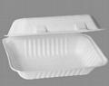"""clamshell box ---1000 ml --9"""" x6"""" x 2.68 """""""