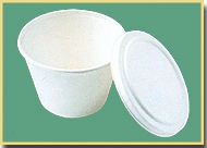 Molded Pulp Cup ---500 ml