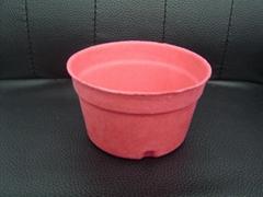 fiber flower pot ---biod