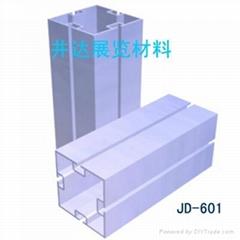 展览铝料60方柱