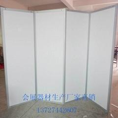 铝合金折叠式展板