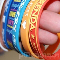 Silicone Bracelets Waistband Jewelry Hot Gift Wholesale Bulk