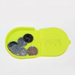 硅胶硬币零钱包 硅胶钱包 硅胶礼品定制
