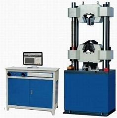 鋼觔拉力試驗機,鋼管腳手架扣件試驗機供應商,掌握核心技術
