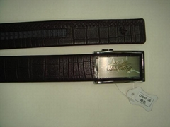 Men's business and genuine leather belts