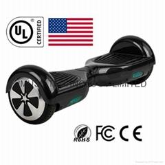 Ul2272认证,6.5寸双轮电动平衡车
