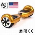 6.5寸漂移兩輪自動平衡車,U