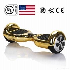UL2272认证的6.5寸电动平衡车