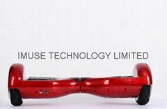 UL2272认证的双轮智能平衡车