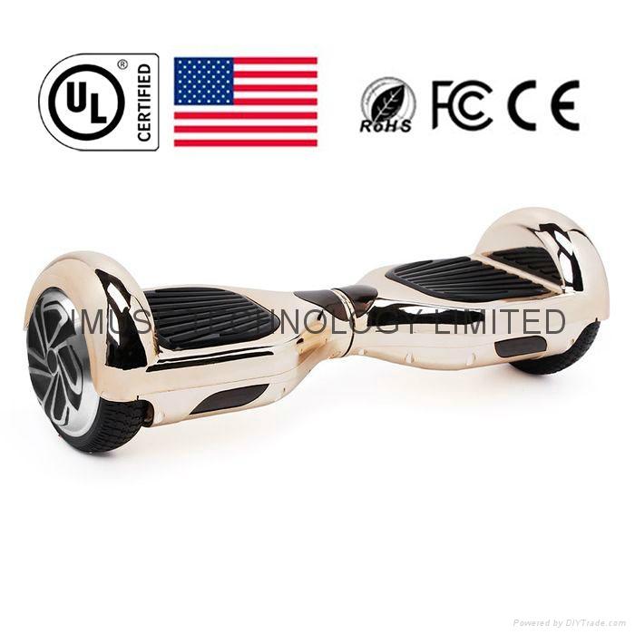 6.5寸扭扭車,UL2272智能平衡滑板車 3