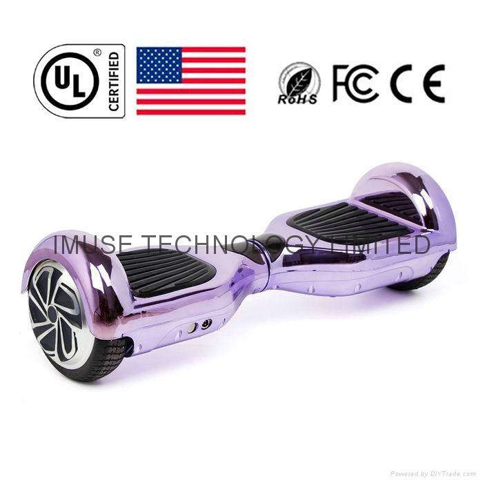 6.5寸扭扭車,UL2272智能平衡滑板車 2